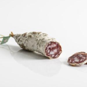 Saucisson de Savoie fromage de chèvre | Salaisons du Cayon | Charcuterie à Chambéry, Savoie |
