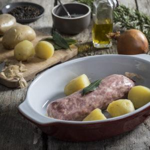 Saucisson à cuire - Salaisons du Cayon - Ducs de Savoie