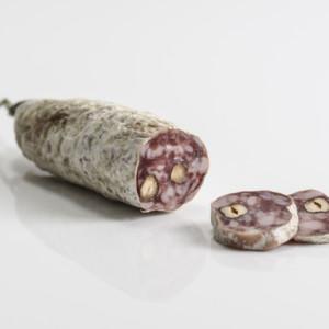saucisson aux noisettes - Salaisons du Cayon - Ducs de Savoie