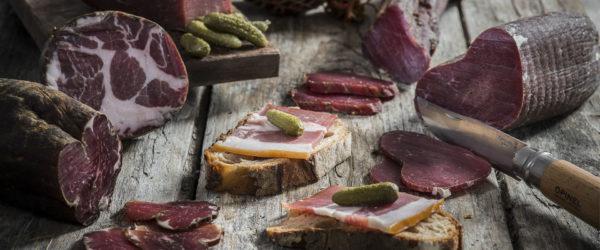 viandes séchées salaisons du cayon ducs de Savoie