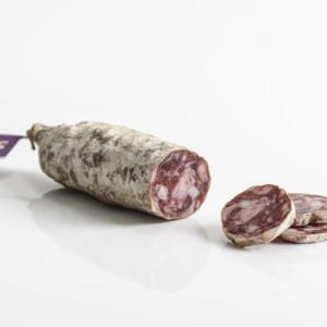 Saucisson de Savoie au cerf | Salaisons du Cayon | Charcuterie à Chambéry, Savoie |