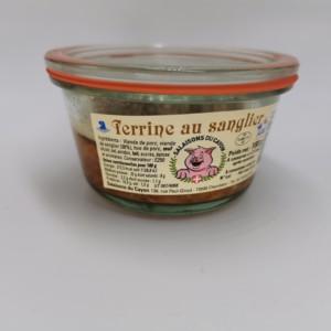 Terrine au sanglier | Salaisons du Cayon | Charcuterie à Chambéry, Savoie |