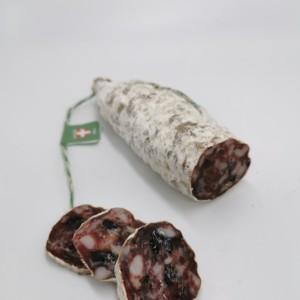 Saucisson Olives | Salaisons du Cayon | Charcuterie à Chambéry, Savoie |